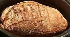 Δεν θα το πιστεύετε! Ένα ψωμί με μαγιά που ασχολείστε 10΄ μαζί του, το βάζετε στη γάστρα και αυτό ήταν όλο. Τα υπόλοιπα τα αναλαμβάνει ο φούρνος σας.