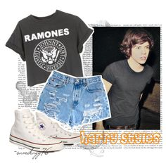 """""""1D Inspired Fashion: Harry Styles"""" by samikayy76 on Polyvore"""