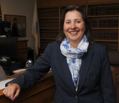 """NORTHAMPTON — On her first visit to Northampton Tuesday as the newly appointed head of the state's Probate and Family Court — a rare appearance for a chief justice, according to local attorneys — Judge Angela M. Ordoñez described two main goals for the future.  ""One is to minimize the burdens on court personnel,"" said Ordoñez, 50, in an interview..... at the family court on King Street.  ""The second is to enhance the court customer's experience when using the courts,""..."""
