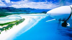 The Whitsundays is a cluster of 74 islands