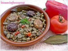 habas a la catalana receta tradicional