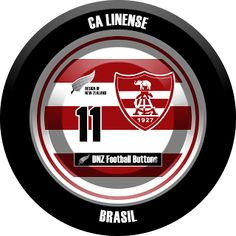 DNZ Football Buttons: CA Linense                                                                                                                                                                                 Mais