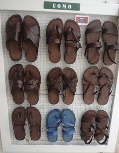 Sandali classici da uomo realizzati a mano ed in vendita esclusiva su www.sandalishop.it   Prezzo unico € 29,90