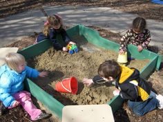 """Shane is a parent at Adat Shalom Preschool in Cheswick, PA. """"We want each child to work individually and as a team to build, plant, and care for the garden. They will learn about organic gardening practices, the cycle of all living things, and about the responsibility of caring for the garden."""" #gettingstarted"""