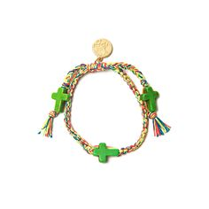 For What It's Worth Bracelet by Venessa Arizaga