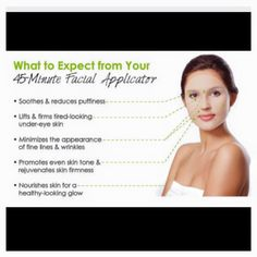 Try a Facial for $25 or ask me how you can get 4 for $59!!!!