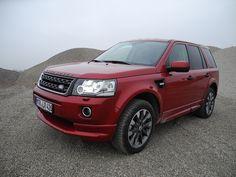 Tracktest Land Rover Freelander