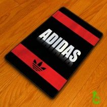 adidas Black Red Surface Blanket