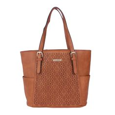 355d22a21db9 Fur Jaden Women s Handbag(H220 Tan