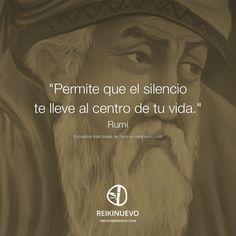 Rumi: El centro de tu vida  http://reikinuevo.com/rumi-centro-vida/