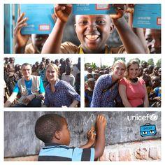 UNICEF Österreich baut eine Schule in Burundi - PULS 4 hilft mit!  www.unicef.at Baseball Cards, Sports, Heart Rate, First Aid, School, Hs Sports, Sport