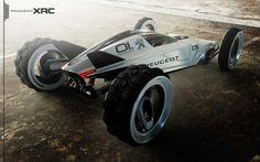 Tiago Aiello – Peugeot XRC   Design !ndex