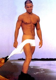 Marky mark naked galleries