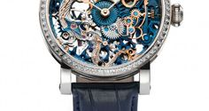 GRIEB & BENZINGER Is Full of Surprises – An Audacious Presentation of the BLUE DRAGON IMPERIAL Watch | Watch News & Reviews, Luxury Lifestyle & Trends | 300Magazine