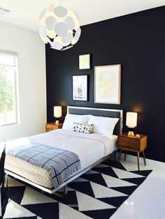 Beautiful Best Images Mid century bedroom ideas #Mid Century Modern Bedroom. Mid century modern plant stand, Inspired by the this beautiful mid century style plant stand is the ..