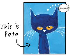 I Can Read!   Pete the Cat