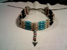 Native American Stuff-CHOKERS, BRACELETS, POUCHES, NECKLACES