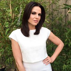 Lana Parrilla on Home & Family (May 7, 2015)