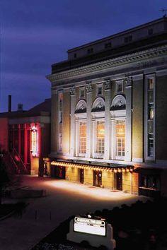 The Carolina Theatre. Durham, NC.