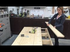 How to Build Wood Tabletop - Ana White