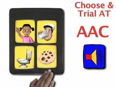 Using Assistive Technology: Voice Output Device This video comes from the Maryland Assistive Technology Network; it highlights the use of the AT consideration process for a preschool child with limited communication skills. This video shows how easy and quick it is to embed the consideration process in an IEP meeting.