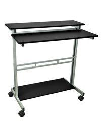Stand Up Desk #rolling #adjustable #desk