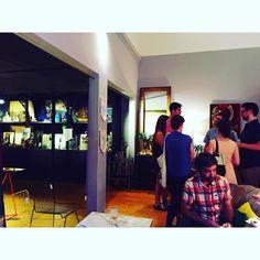 Gran presentación de piezones de @studio_la_cube intervenidos por @savageceramic en el almacén @alquian y @hoptimo  #madrid #clay #summertime #artsy #artgram