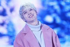 Blonde Woohyun