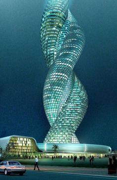InfoSys bulding in Kuwait