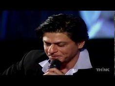 Shahrukh Khan THiNK2012 full conversation on his past & family tragedies - YouTube