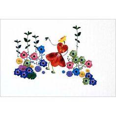 Trademark Art Garden Magic Canvas Art by Kathie McCurdy, 16x24, Multicolor