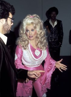 Dolly Parton's Style Evolution: Or Why This Country Singer Is A Natural! (PHOTOS) | The Huffington Post