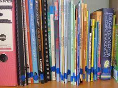 Personal Library Organising