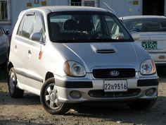 2001 Kia Visto Q - TRUBO