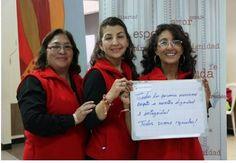Los productos elaborados fueron promovidos por primera vez en el XI Bazar de las Naciones, organizado por la Asociación de Damas Diplomáticas en Ecuador el día sábado 16 de noviembre del 2013. Los fondos recaudados apoyarán a sobrevivientes de Trata de personas y retornadas/os en situación de vulnerabilidad