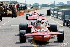 1971 Alex Soler-Roig GP de Holanda en Zandvoort con March-Ford 711
