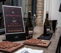 Wine & Chocolate Pairings - Inniskillin Teams Up with SOMA Chocolatiers Gifts For Wine Lovers, Fun Drinks, Wines, Foodies, Drinking, Tasty, Pairs, Chocolate, Sweet