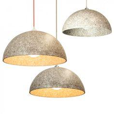 Licht fuer die Wohnung: Unikat Lampe von orterfinder