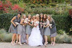 Bridesmaids | Memory Grove Wedding | Utah Wedding Photographer | Amanda Abel Photography | www.amandaabelphoto.com #bridalpartyphotography