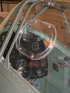 Spitfire Mk1 Walkaround - cmatthewbacon