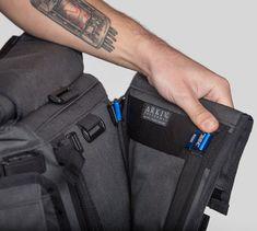 Mission Workshop Arkiv Modular Bag HT500d R6 - Build Your Own