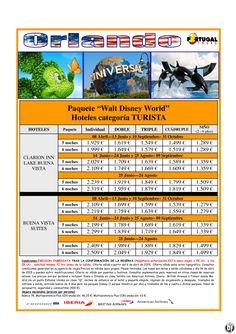 ORLANDO. Paquete Walt Disney Wolrd 5 ó 6 noches. Salidas desde Madrid, desde 1.279 € ultimo minuto - http://zocotours.com/orlando-paquete-walt-disney-wolrd-5-o-6-noches-salidas-desde-madrid-desde-1-279-e-ultimo-minuto/