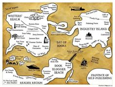 A Publishing Map for 2014 - Writers Write
