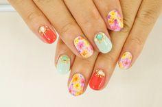 nail art for short nails #shortnail #nailart