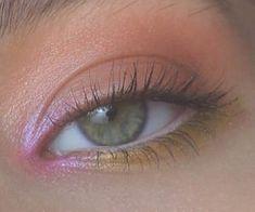 eye makeup for brown eyes . eye makeup for blue eyes . eye makeup tips . eye makeup tutorial for beginners Cute Makeup, Pretty Makeup, Pink Makeup, Makeup Looks, Glossy Makeup, Cheap Makeup, Glitter Makeup, Makeup Style, Simple Makeup