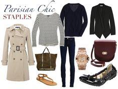Parisian Chic Staples  Dress  Dish  Dwell