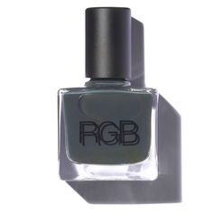 """This charcoal color is so sleek for fall."" – Sarah Leon Jennifer Fisher Jewelry x RGB Cosmetics Fighter, $18, rgbcosmetics.com -Wmag"