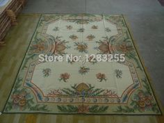 2014 Special Offer New Arrival Rugs And Carpets Tapetes De Sala Hand-stitched Needlepoint Rug Rna125-2 2.4x3.2m Carpets