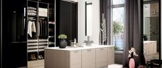Stylizimo - Home. Double Vanity, Interior And Exterior, Bathtub, Bathroom, House, Inspiration, Furniture, Design, Home Decor
