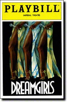 DREAMGIRLS / Imperial Theatre / Opened December 20, 1981 / Closed August 11, 1985 / 1521 performances